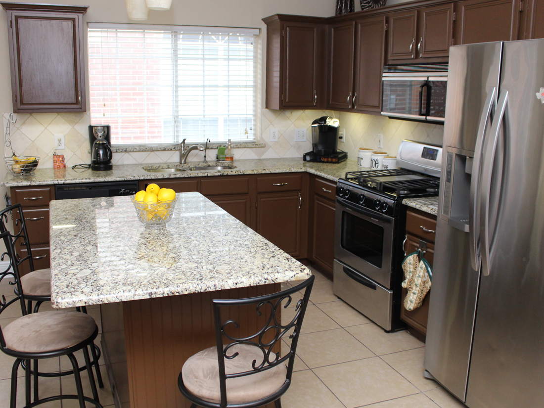 Dallas/Ft. Worth Best Remodeling | Traditional Kitchen | Serving North Texas and Surrounding Cities