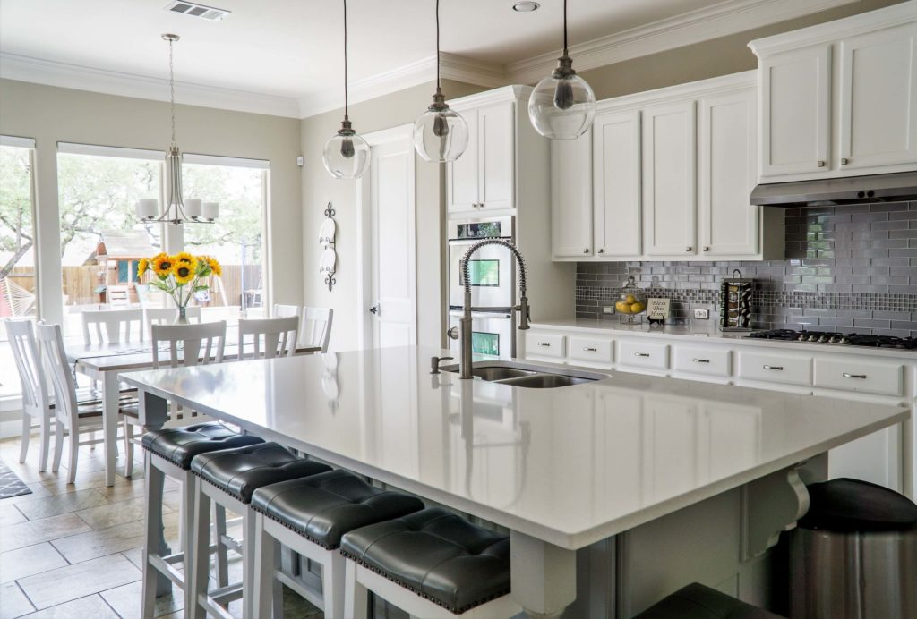 replacing kitchen cabinets and counters | RamGo Remodeling | Serving North Dallas and Collin County
