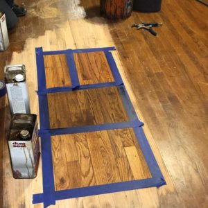 how to stain natural hardwood floors   staining hardwood floors   Ramgo Remodeling floor installation contractors in Frisco, TX