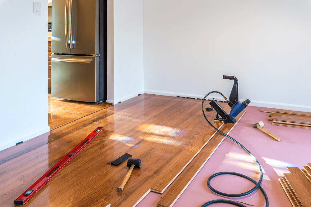 what are natural hardwood floors   installing hardwood floors   Ramgo Remodeling floor installation contractors in Frisco, TX