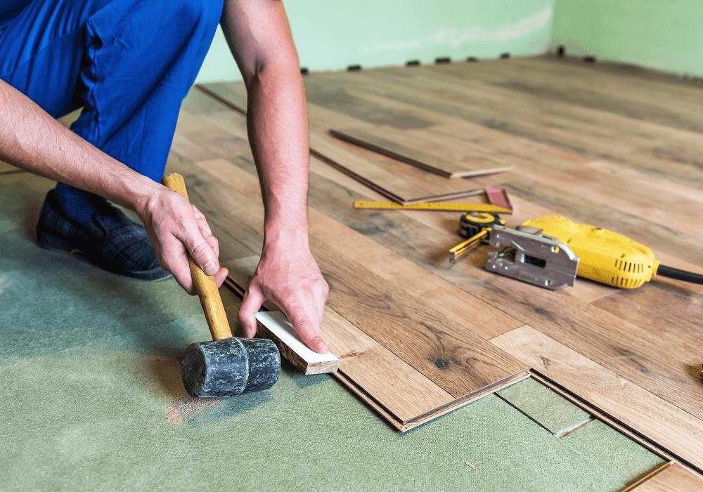 how to install wood floors   installing wood floor panels   Ramgo Remodeling floor installation contractors in Frisco, TX