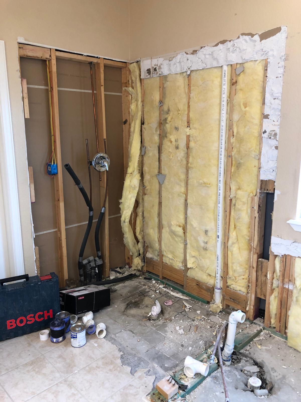 bathroom remodeling contractor frisco, tx